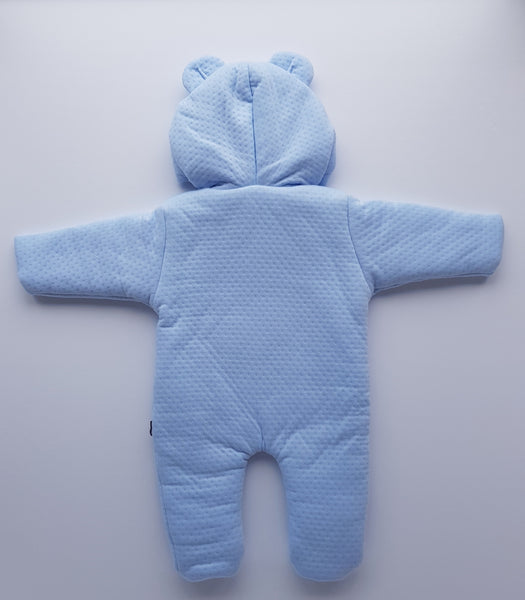 Baby Pram Suit Baby Girl Baby Boy Snowsuit All-In-One