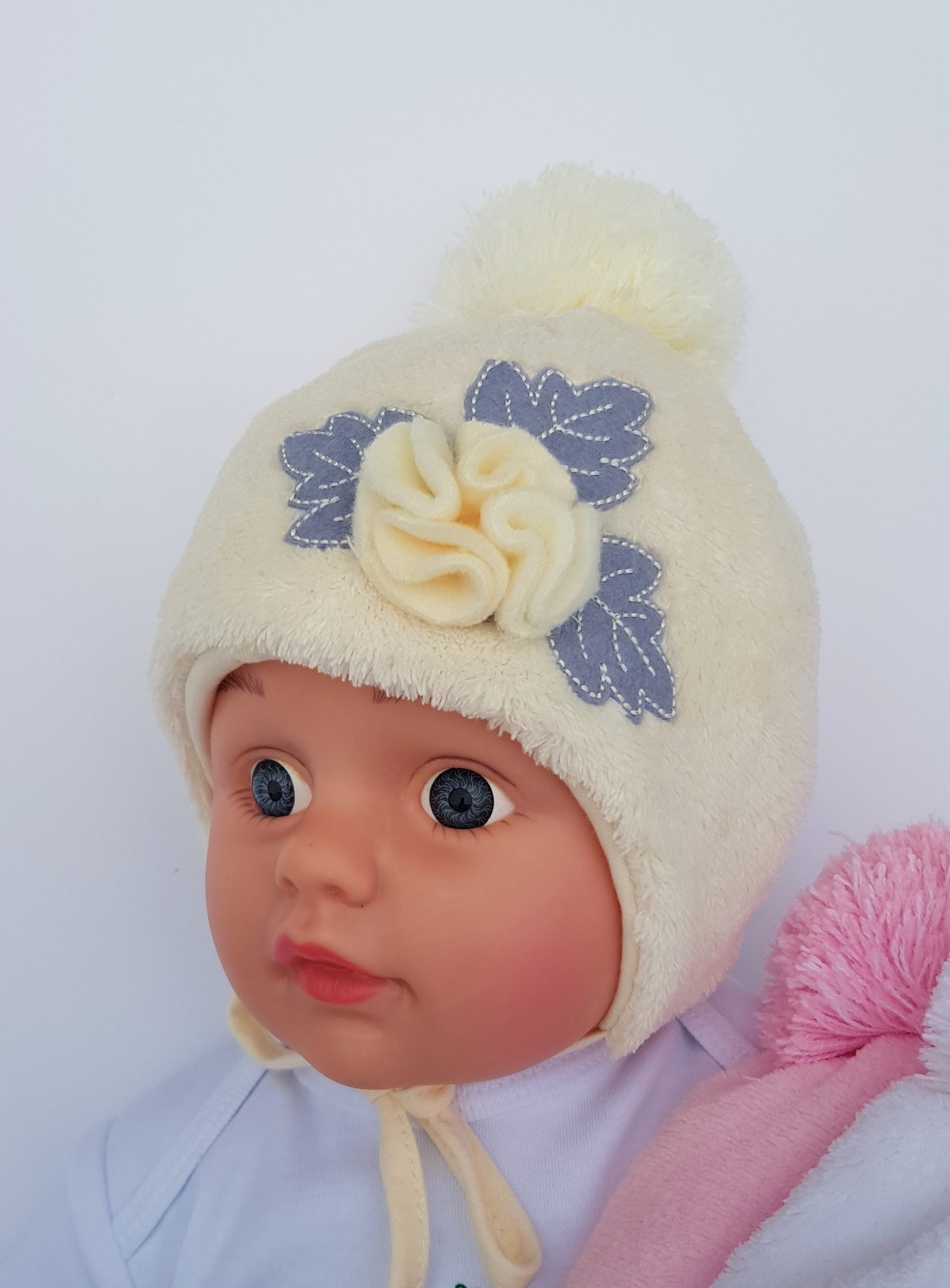 winter hats for boys  girls warm hats with ears lovinghats wiazane czapki