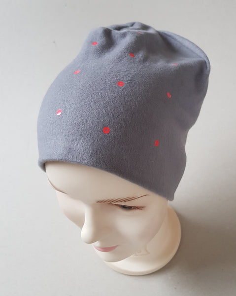 Winter Beanie For Girl SPOTS 1-15 years