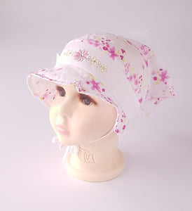 BABY SUN HAT KIDS SUMMER HAT HEADSCARF