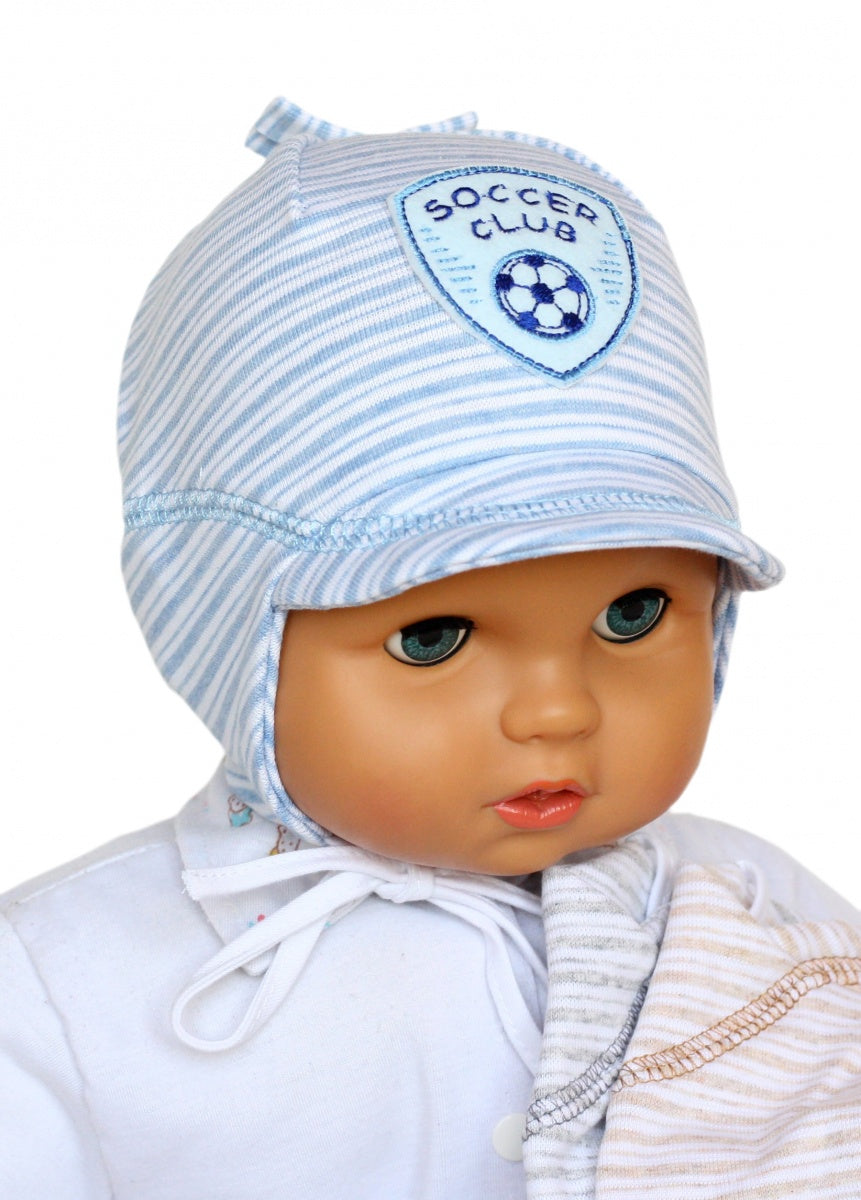 Boy hat SOCCER CLUB