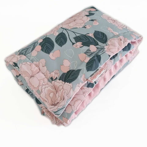 soft and cosy blanket for baby, organic cotton blanket evcushy