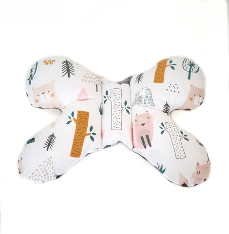 ANTI SHOCK BUTTERFLY PILLOW EVCUSHY FOR BABY