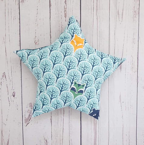 BABY ROOM DECOR CUSHION EVCUSHY