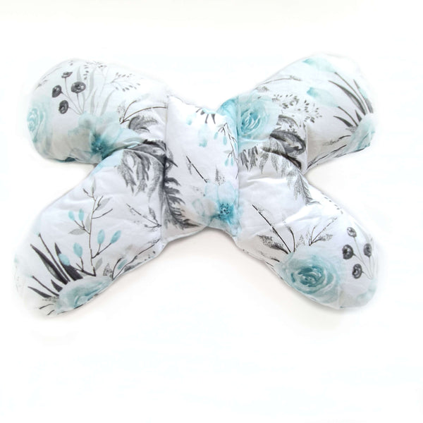 BUTTERFLY COSY PILLOW FOR CHILDREN WITH HYPO ALLERGENIC FILLING