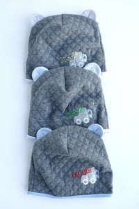 Beanie for boys DIGGER
