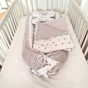 SLEEPY HEAD XL FOR TODDLERS UP TO 24 MONTHS FROM EVCUSHY