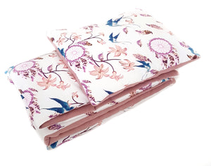 blanket and pillow set for children baby bedding