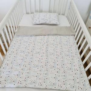 baby blanket and pillow set organic in Ireland