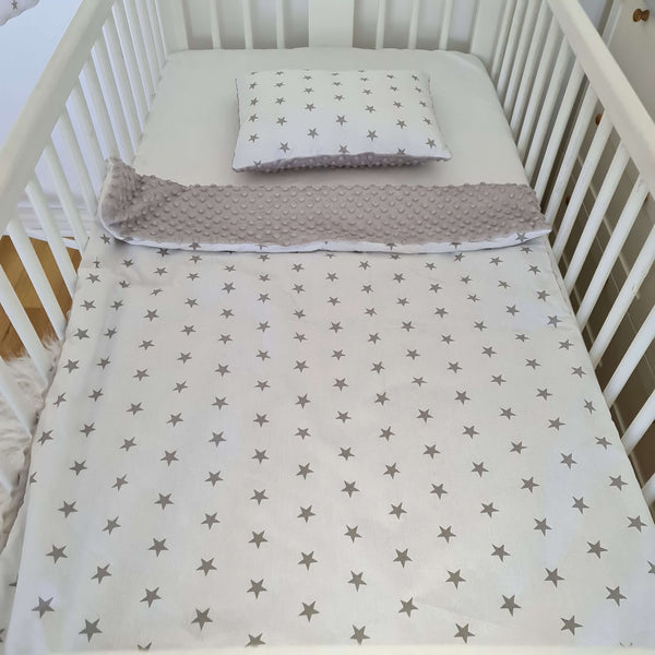 pillow and blanket set for baby cot online evcushy