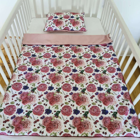 baby blanket and pillow set quilt for cot