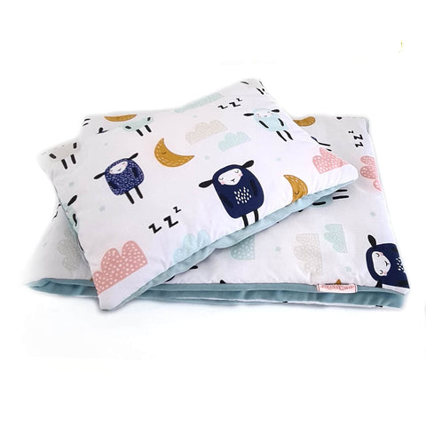 baby bedding blanket and pillow for cot online