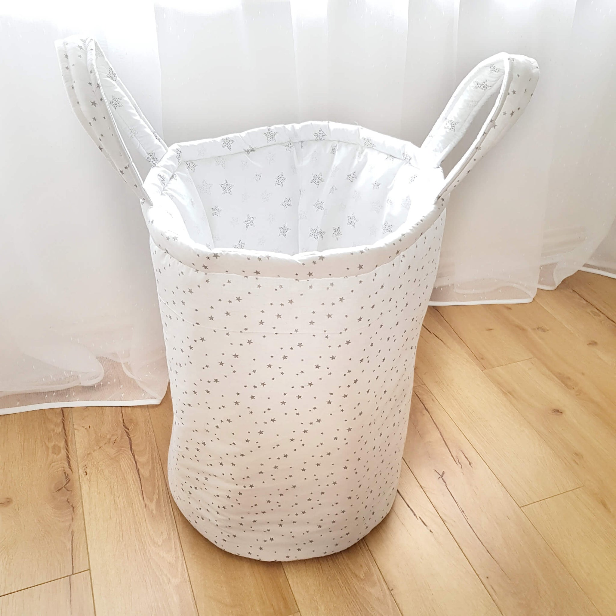 COTTON BASKET FOR TOYS STORAGE FOR BABY ROOM