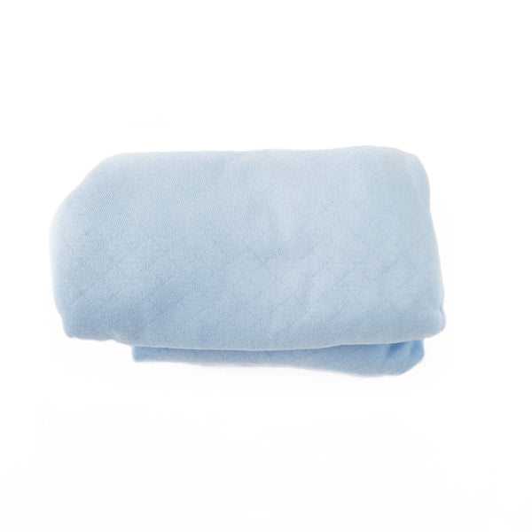 baby blue moses basket sheet carry cot evcushy