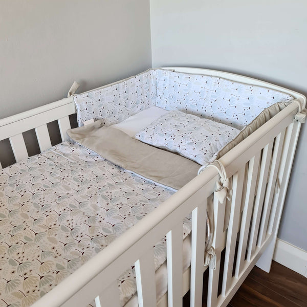 cot bumper and bedding - baby accessories in Ireland
