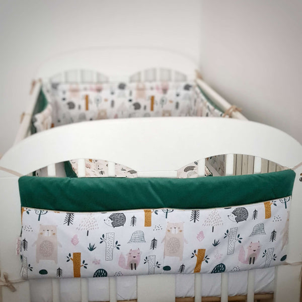 cot organizer cot tidy baby cot accessories online