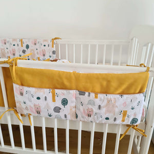 Cot organizer Magical Forest Friends