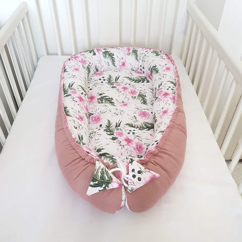baby sleep pod deluxe evcushy nest