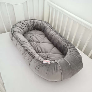 luxurious best nest in Ireland cosy cushion for infant baby pod lounger travel bed