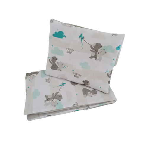 baby blanket and pillow evcushy baby shop Ireland