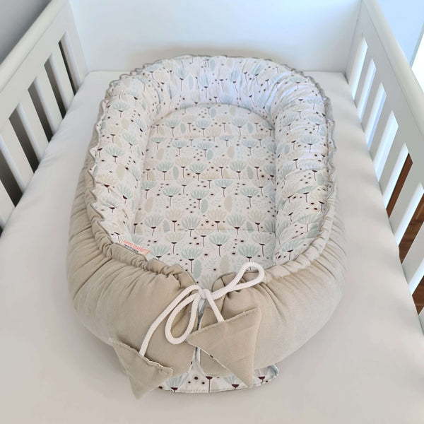 baby nest organic safe pod for newborn evCushy