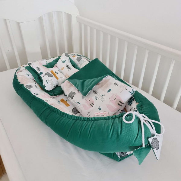 new baby accessories for sleep blanket pillow nest pod