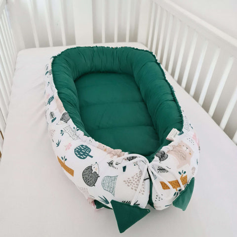 popular baby pod in Ireland baby nest lounger travel bed for babies