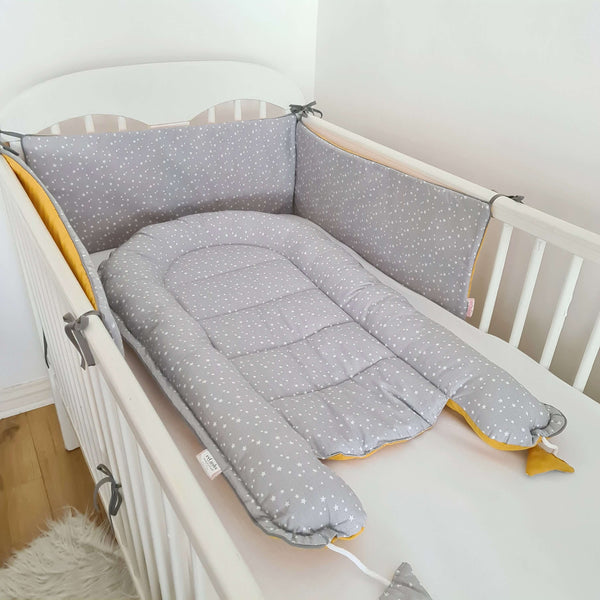 comfortable safe play mat lounger pod to relax for baby