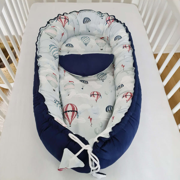 baby safe nest cosy pillow for babies