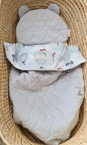 luxurious blankets for present for new baby evcushy shop in Galway