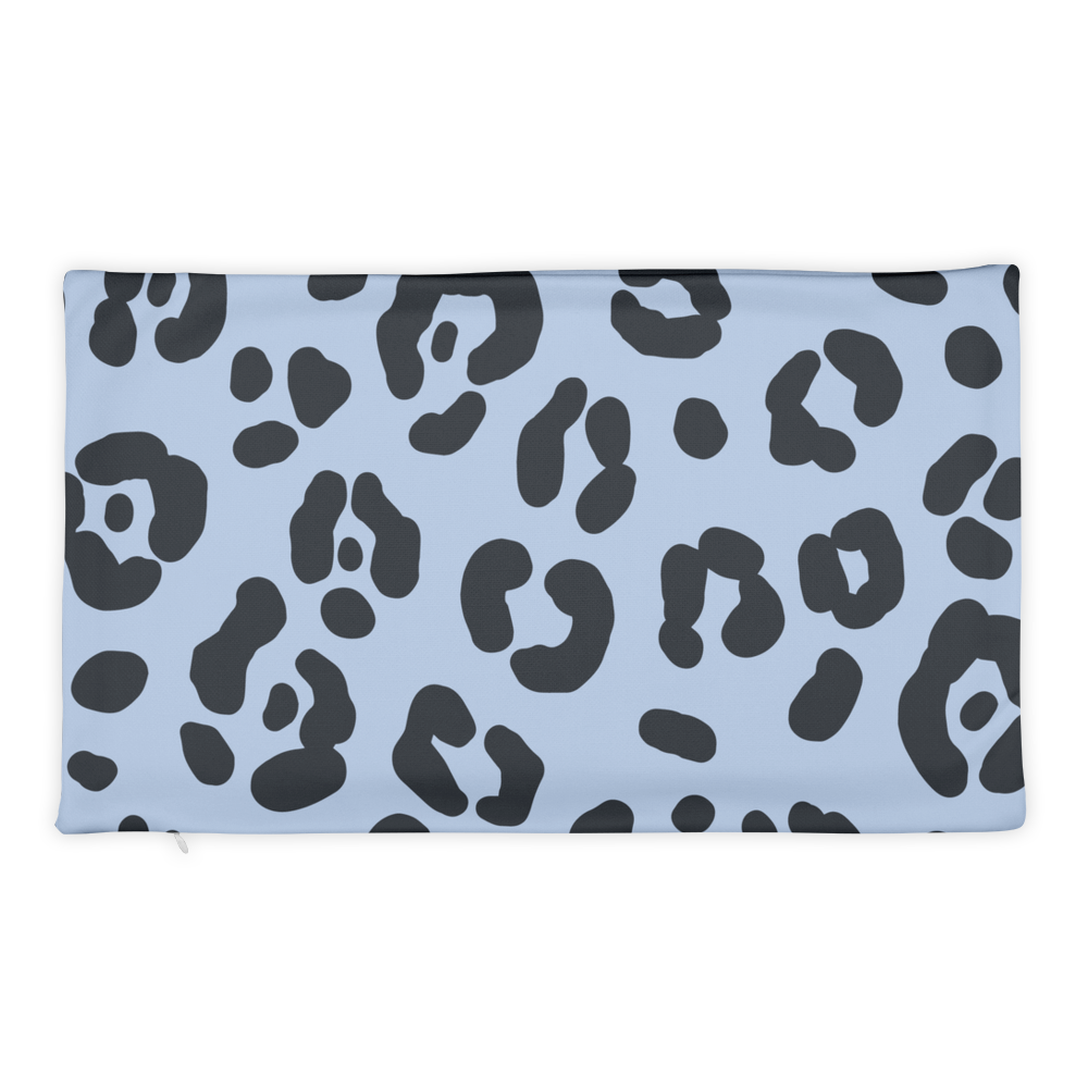 Arctic Leopard Pillow - Case Only