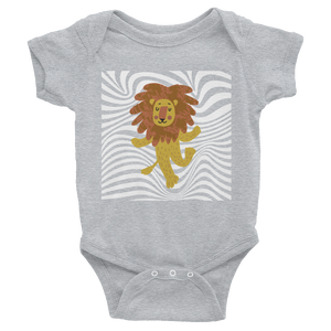 Dancing King Romper