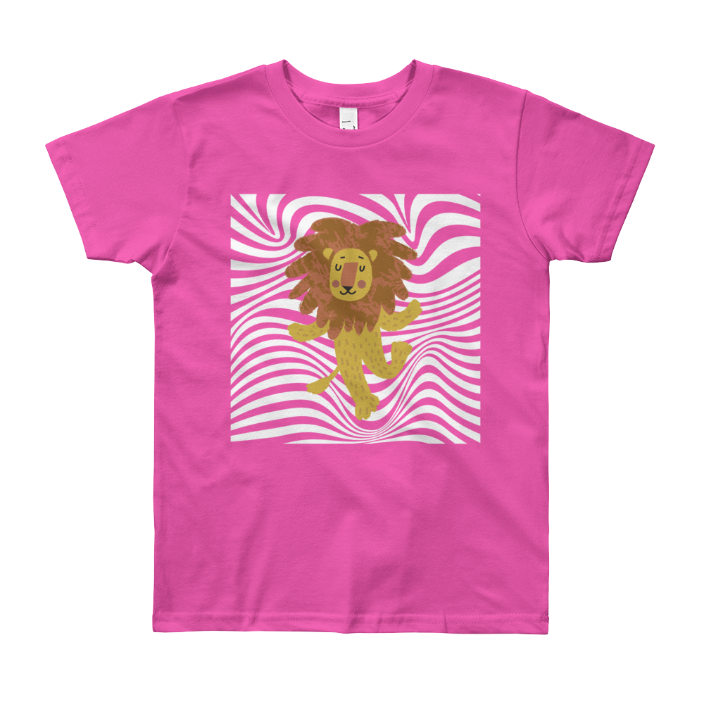 Dancing Lion Youth Tee