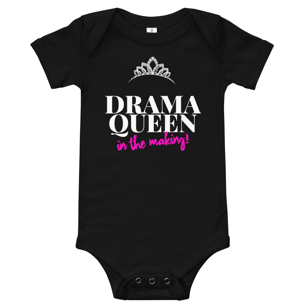 Drama Queen in the Making!