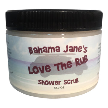 Love The Rub - Shower Scrub