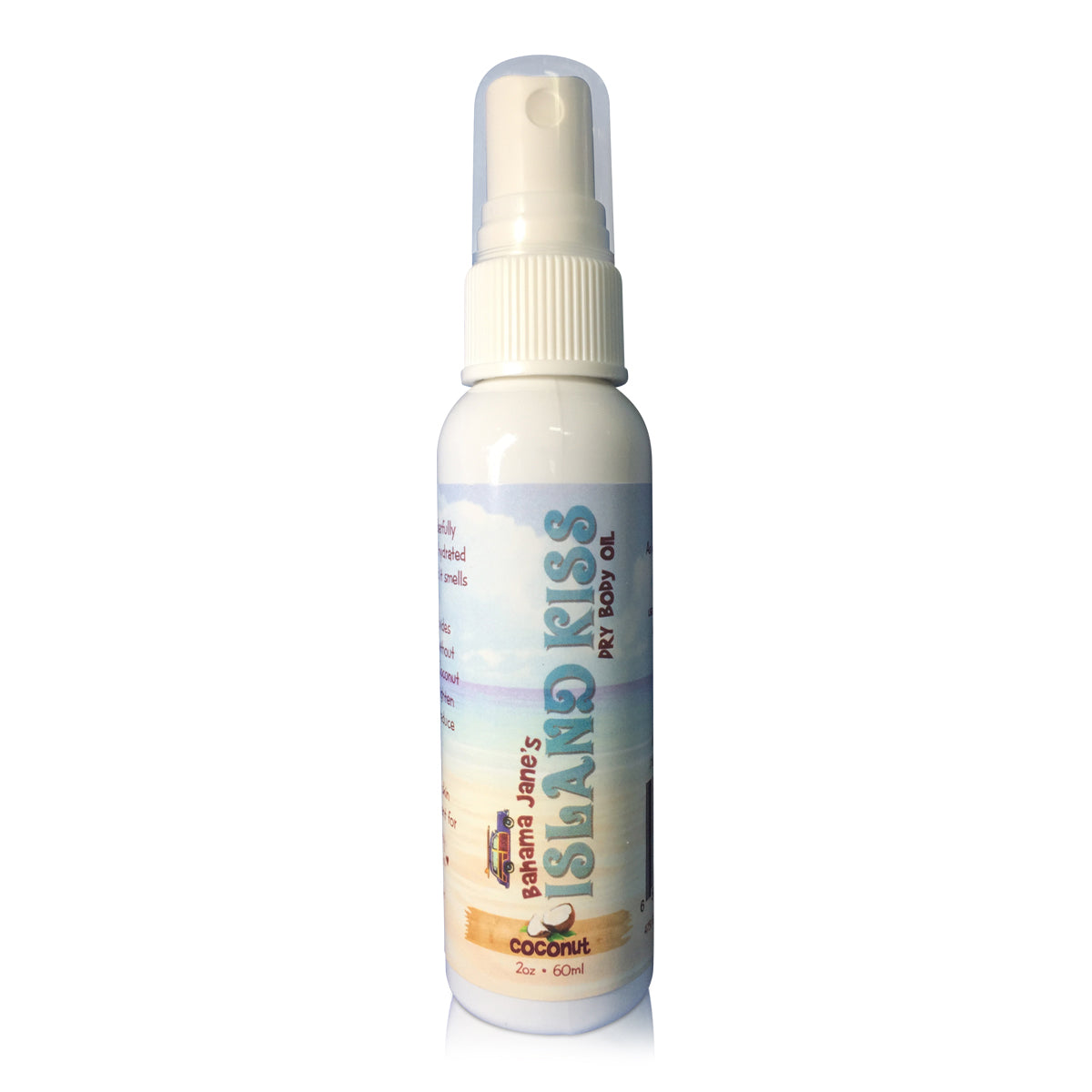 Island Kiss - Coconut - Dry Body Oil