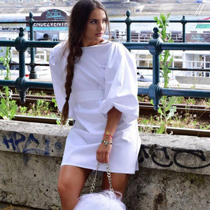 ZIA // remember EVE dress - white