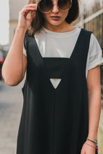 ZIA // city cruz dress - black - L a S t O n E