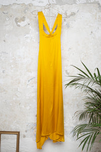 SUMMER SILK MAXI DRESS