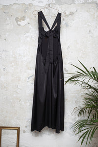 SUMMER MAXI DRESS BLACK