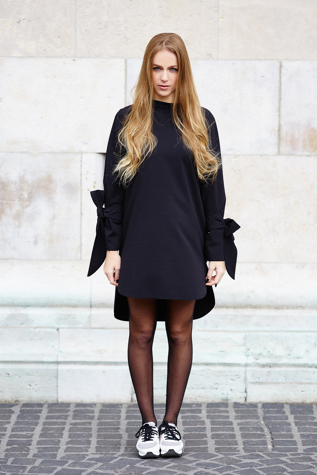 ZIA // don't be casual winter edition dress