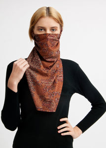 SIGNATURE  2:1 SCARF MASK