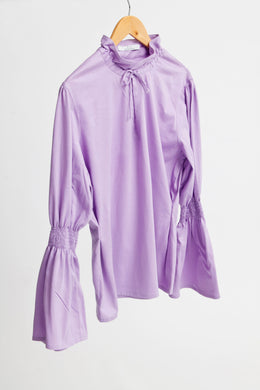 QUEEN SHIRT - purple