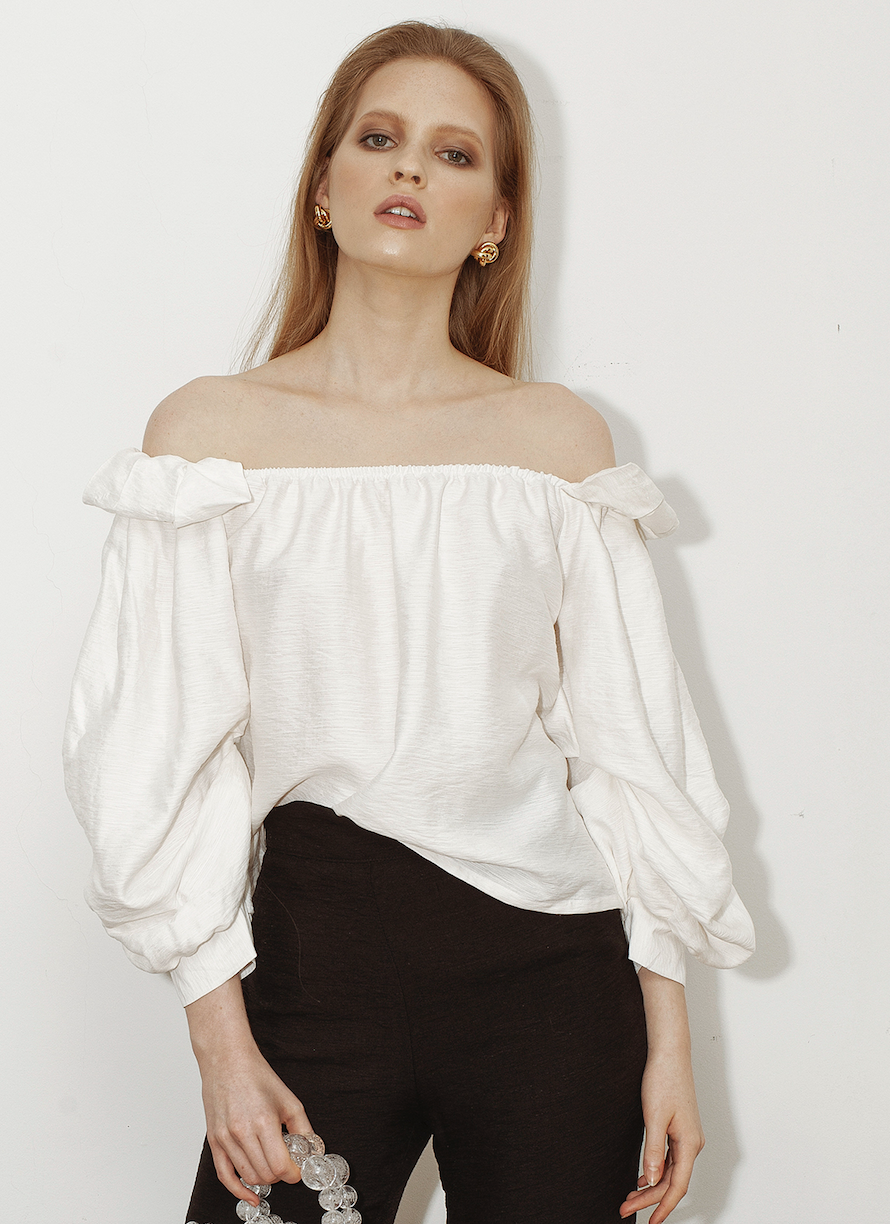 SUMMER BARCELONA TOP / white - last one