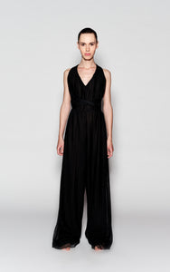 BLACK OUT JUMPSUIT