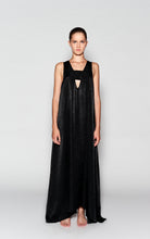MAXI CRUZ SATIN DRESS