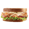 Roast Turkey & Swiss Sandwich