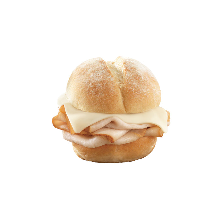 Turkey 'n Cheese Slider