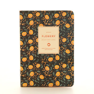 Cute FLOWERY Yearly Planner