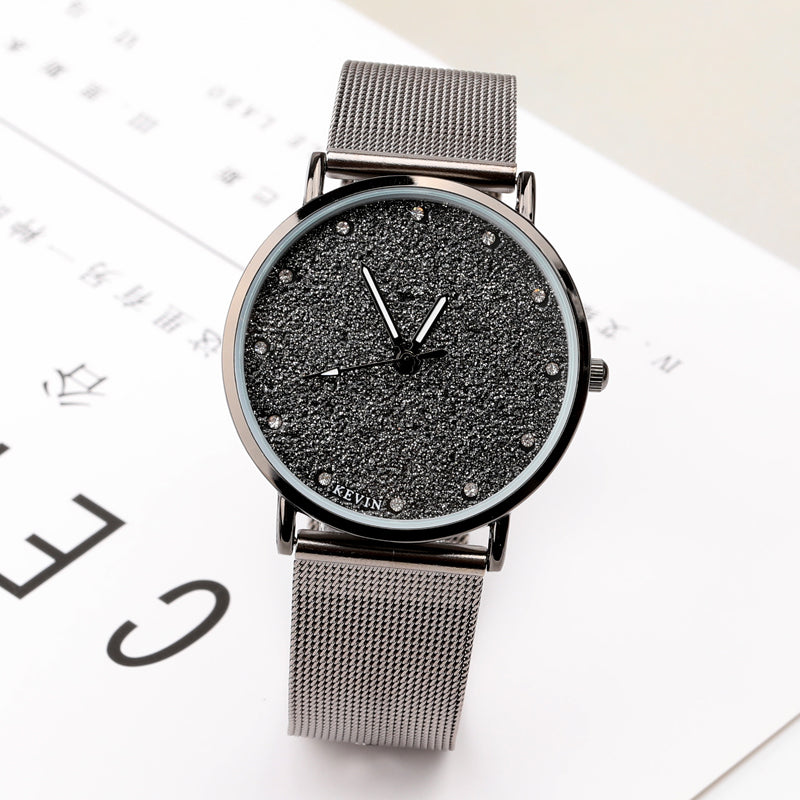 Ultra Thin Stainless UNISEX Watch - Ydentity - Fashion Accessories